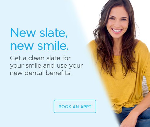 League City Smiles Dentistry - New Year, New Dental Benefits