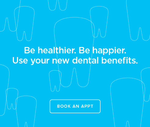 Be Heathier, Be Happier. Use your new dental benefits. - League City Smiles Dentistry