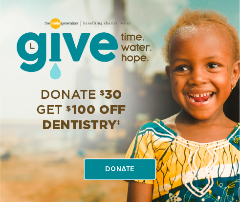 Donate $30, Get $100 Off Dentistry - League City Smiles Dentistry